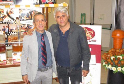 con Dino Abbrescia