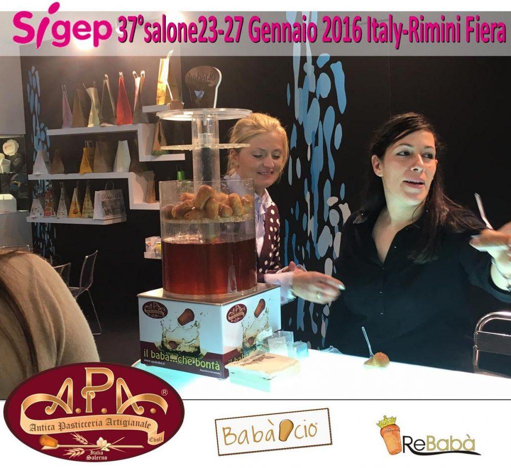 APAdolci - Sigep di Rimini