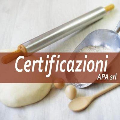apadolci certificazioni