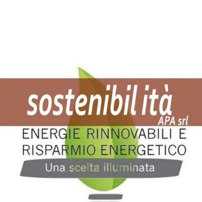 apadolci sostenibilità